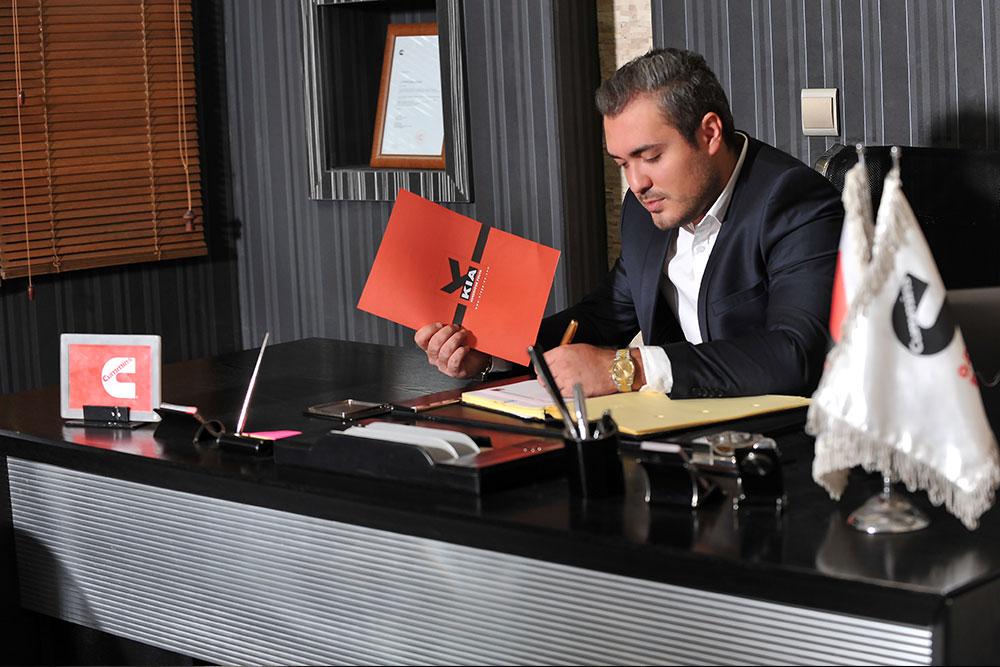 Mehrdad Kafili